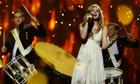 Eurovision - winners are Denmark