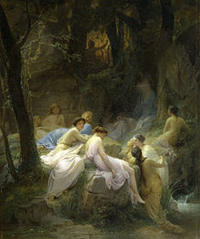 220px-Charles_François_Jalabert_-_Nymphs_Listening_to_the_Songs_of_Orpheus_-_Walters_3737