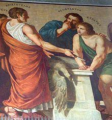 220px-Aristotle_Theophrastus_Strato_Lebiedzki_Rahl
